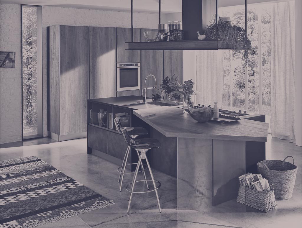 Kitchen Designed and Made To Order Services
